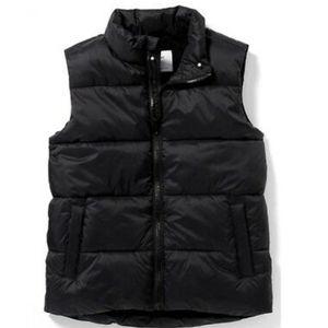 Old Navy kids puffer vest